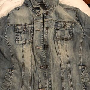 Jean jacket from Chico's!